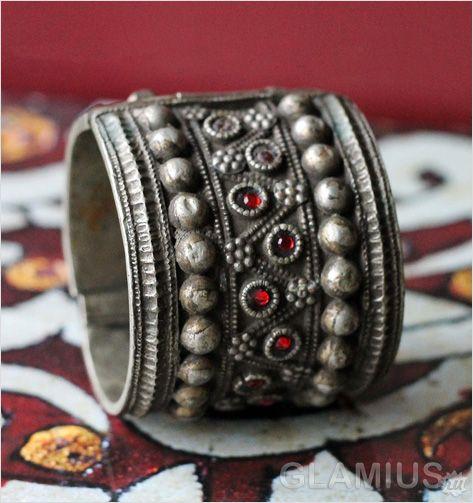широкие восточные серебряные браслеты - Поиск в Google