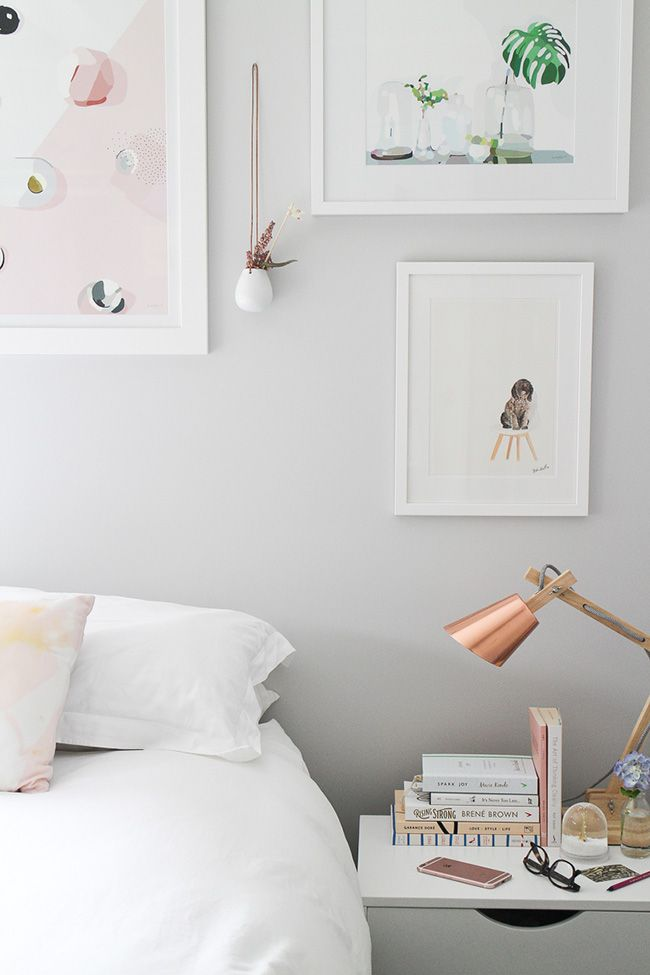 Una habitación femenina con vestidor low cost : vía La Garbatella
