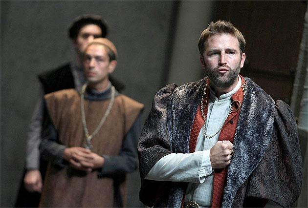 El Teatro Cofidis de Madrid estrena 'Enrique VIII', de William Shakespeare