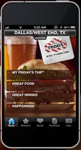 Get a Free Appetizer from TGI Fridays Free appetizer