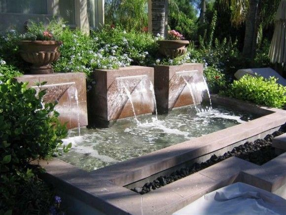 Backyard Water Features: How To Build And Ideas