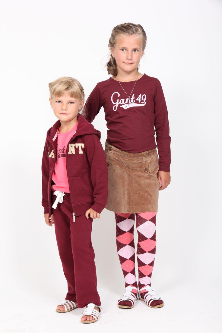 Gant selection for girls.