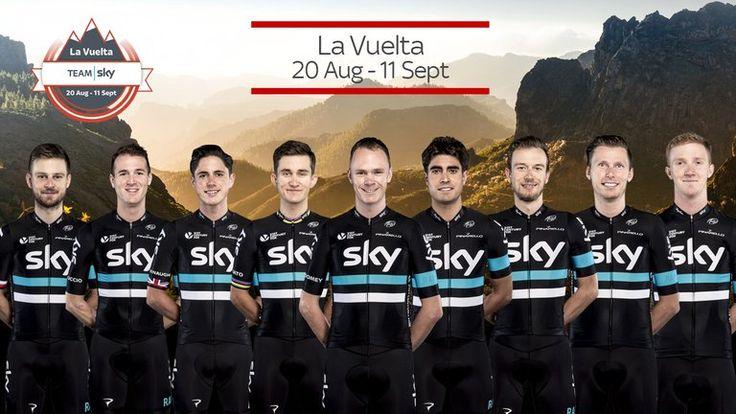 Крис Фрум - капитан команды Sky на Вуэльте Испании-2016 http://velolive.com/velo_race/vuelta/12799-chris-froome-kapitan-komandy-sky-na-vuelta-a-espana-2016.html Британская команда Sky объявила состав на Вуэльту Испании-2016. В качестве капитана в 71-м выпуске испанского Гран-тура стартует трёхкратный победитель Тур де Франс, бронзовый призёр в разделке Олимпиады-2016 31-летний британский гонщик Крис Фрум (Chris Froome), который поедет второй Гран-тур в сезоне.
