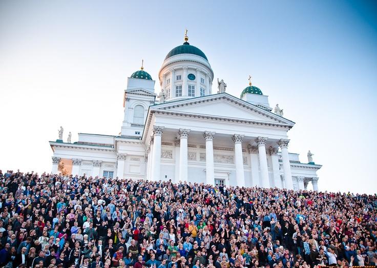 Tuomiokirkko, Helsinki - Finland