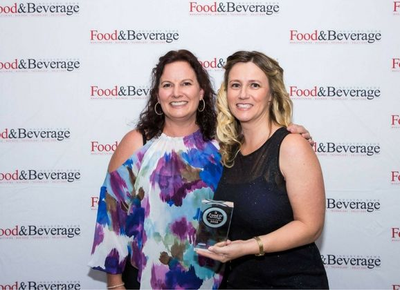 MAVELLA SUPERFOOD WINS AT THE FOOD AND BEVERAGE INDUSTRY AWARDS  Mavella Superfoods was announced as the winner of the Health Food category at the Food and Beverage Industry Awards held in Sydney.  The Food and Beverage Industry awards celebrate the best of the best in innovation in product development and manufacturing.