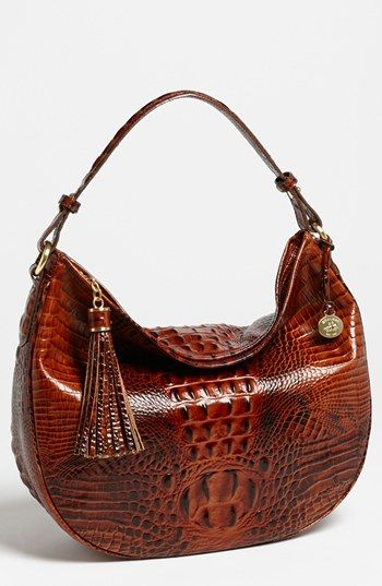 Brahmin 'Kathleen' Hobo available at #Nordstrom