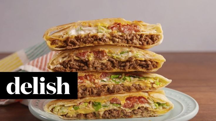 Are you a lover of Taco Bell's crunchwrap supreme? Well instead of spending a few dollars to get one, you can make one at home any time with this copycat recipe. It's even better than the original. Plus, you can add guacamole!Watch this clip to see how to replicate the delicious crunchwrap supreme.