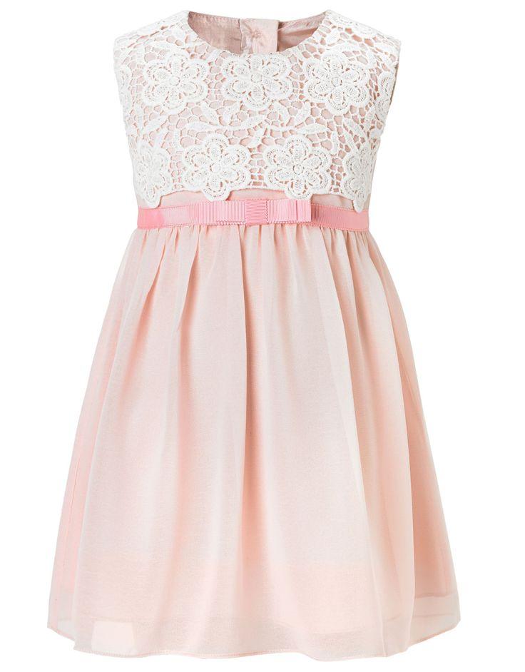 Baby Bardot Lace Dress