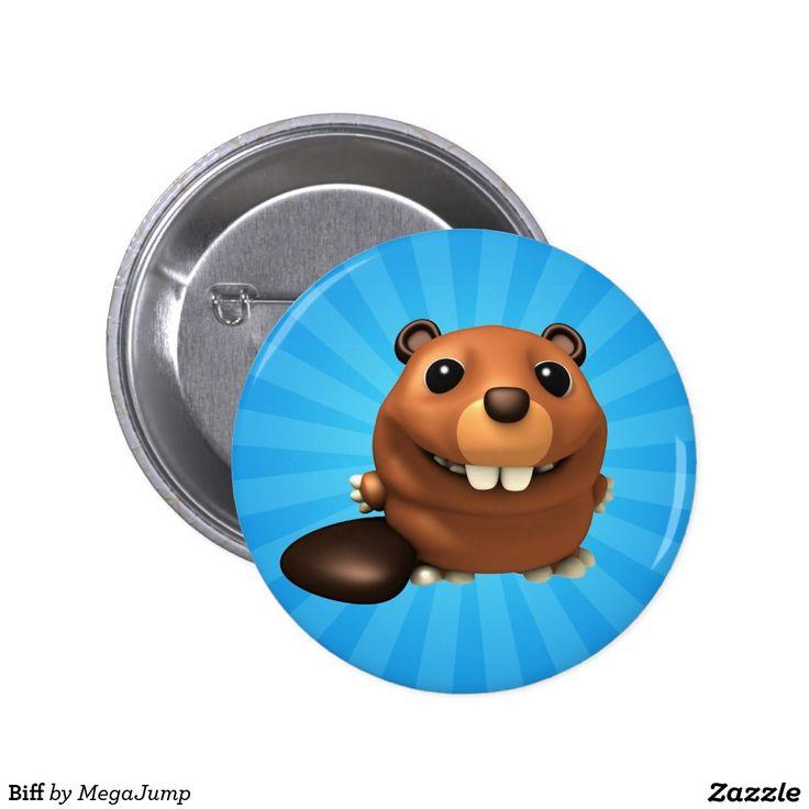 Biff Button. Regalos, Gifts. #chapa #button