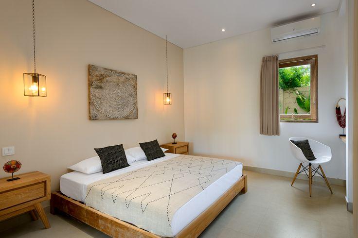 #canggubeachapartments bedroom