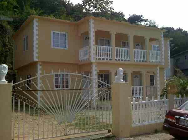 69 best images about nice homes on pinterest house for Pictures of house designs in jamaica