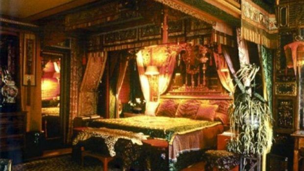 Gothic Bedroom Design Ideas Interior