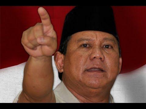 Prabowo Subianto - Profil Dan Biografi Prabowo Subianto