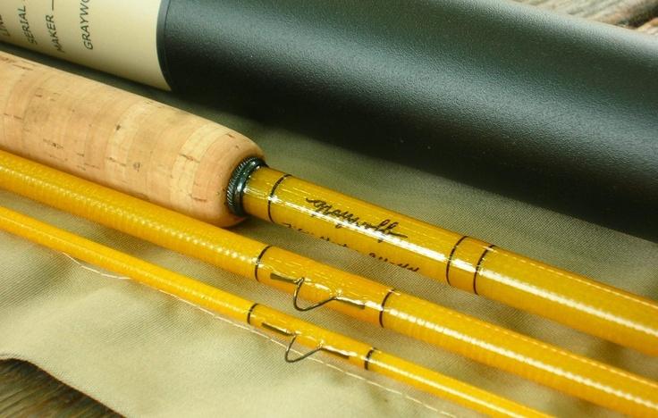 Yellow fiberglass.