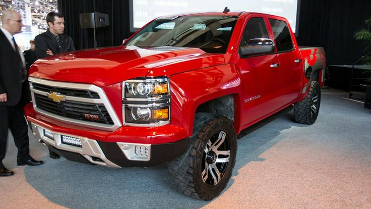 Raptor has a new competitor the chevy reaper