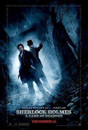 Sherlock Holmes: Jogo de Sombras Poster
