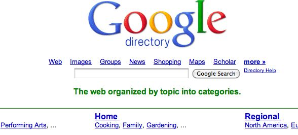 Is Directory Submission Still Effective for SEO? - http://seobetter.com/2011/01/is-directory-submission-still-effective-for-seo/ -   google-directory  Search engine optimization tools have advanced in very significant ways in the past years and directory submission is one of the tools used in the early stages of developing effective ways to improve a websites ranking on search lists. The major players in the search engine... - articles, directory, effective, engine, engines,
