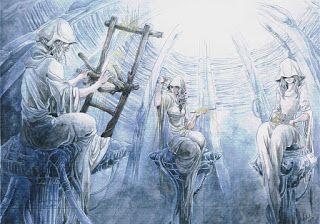 Desolate Land: Il filar del Destino
