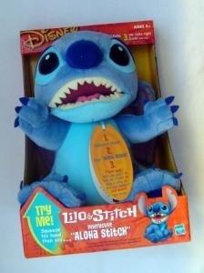 Disney Lilo & Stitch Interactive Talking Aloha Stitch by Hasbro, http://www.amazon.com/dp/B00005UVDR/ref=cm_sw_r_pi_dp_7WYbqb1YNWSJ9