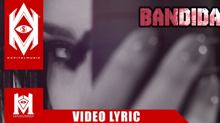 Ronald El Killa - Bandida (Prod Dayme y El High) (Video Lyrics)