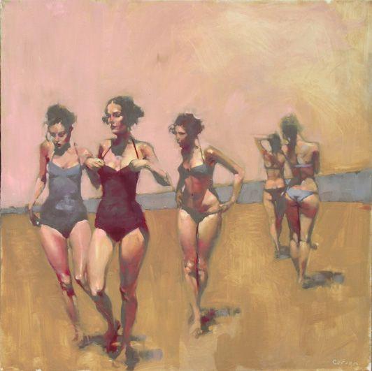 Beach Girls - Michael Carson