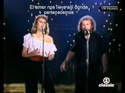 Joe Cocker &  Jennifer Warnes - Up Where We Belong (Subtitulado)
