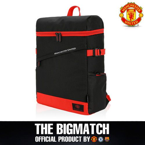 Manchester United Official Backpack school bag book outdoor MU-BP3S08 #EON #Backpack