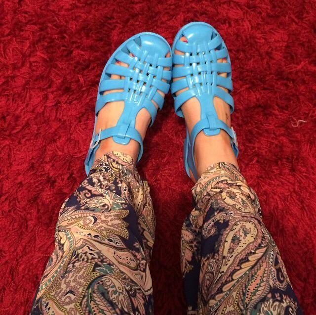 Sunjellies Jelly sandals