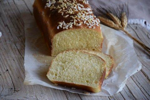 Pan brioche dolce – ricetta con lievito madre