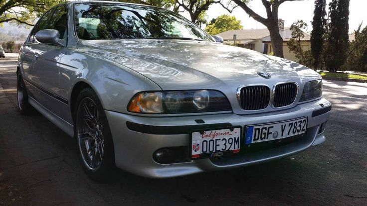 Ex-Paul Walker & Roger Rodas AE Collection 2000 BMW M5 for Sale.