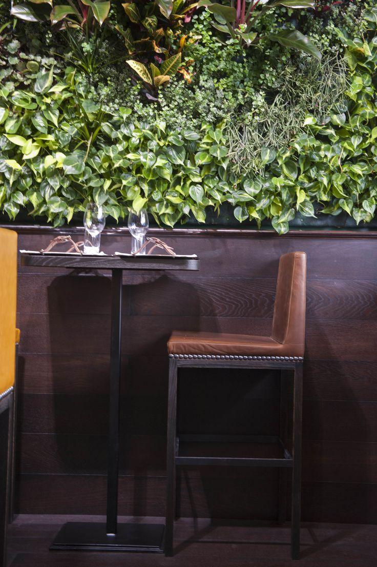 Sundar Italia for Tartufi&Friends Milano - Indoor vertical garden - www.sundaritalia.com