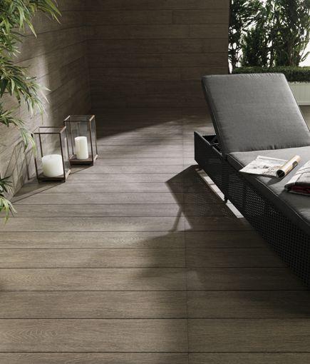 Porcelanosa. Ceramic flooring for charming terraces