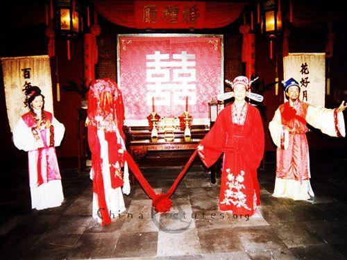 Chinese traditional wedding: Winter Chine, Chine Culture, Chine Traditional, Chine Art, Chine Wedding, Chinese Wedding, Traditional China, Traditional Wedding, Wedding Details