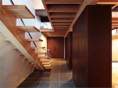 Tamaranzaka дом, Кокубундзи-Сити, Токио, 2009 г. - МДС, архитектурная студия
