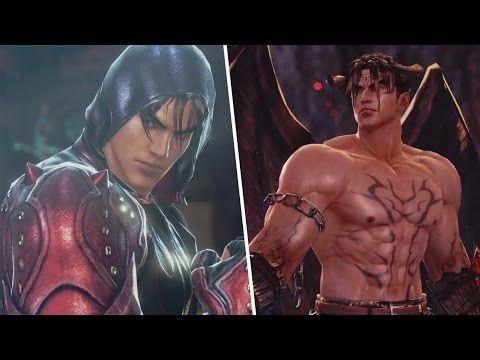Tekken 7 - Jin & Devil Jin Trailer (PS4/Xbox One)
