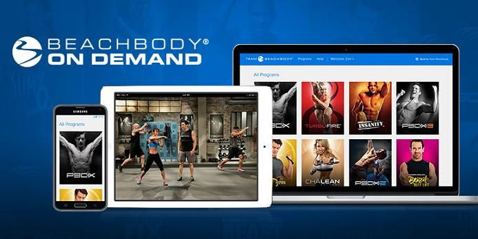 Beachbody Streaming is AMAZING. It's basically like Netflix but for at home workouts ;) Check out our post to learn more about Beachbody Streaming and how it can help you keep up with your fitness goals even with a busy schedule on the go:  http://www.teameternalfit.com/beachbody-products/beachbody-streaming/