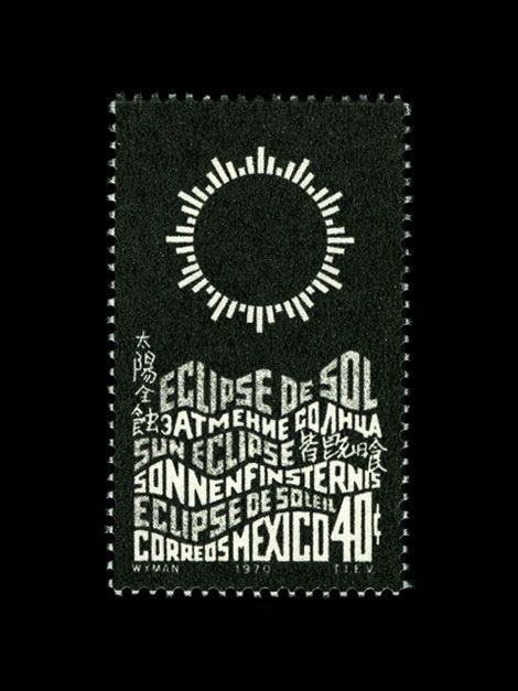 Mexican postage stamp
