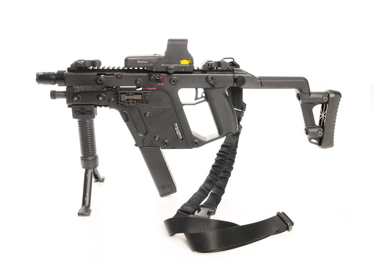KRISS Vector SMG .45 ACP Tac Pak - the new standard for automatic rifles