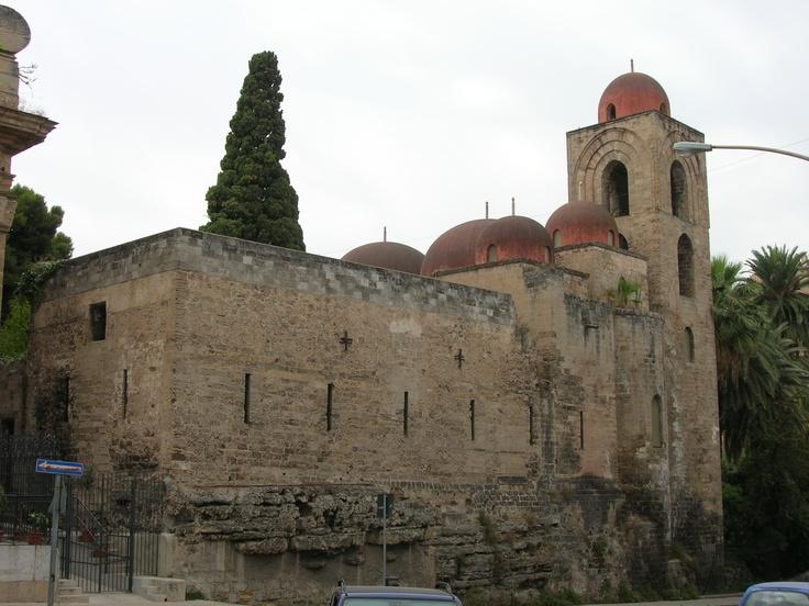 Palermo, chiesa di San Giovanni degli Eremiti