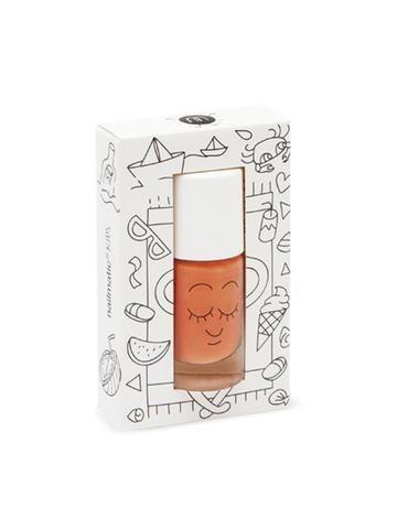 Kids Nail Polish Packaging - Dori Orange