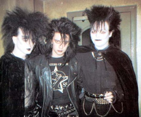 Goths Of The '80s