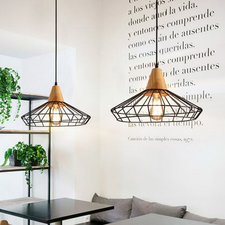 Gorgeous Ways To Incorporate Scandinavian Designs Into: 25+ Best Ideas About Cage Pendant Light On Pinterest