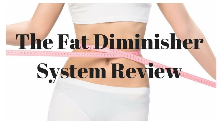 Weight loss tips - The Fat Diminisher System Review