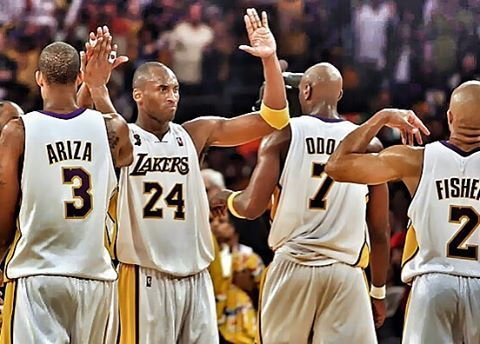 No team has taken a 2-0 lead in the #NBAFinals since the 2009 Lakers. The Lakers defeated the Magic in 5 games. #funfact (H/T Basketball Reference)  #lakers #lakersworld16 #wwlg4l #losangeleslakers #lakernation #lakeshow @coachdavemiller @jaime_maggio @venicemase @miketrudell