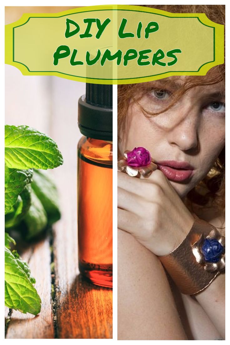 Fuller Lips or Pillow Lips as they're popularly called are every woman's dream. Here are few DIY Lip Plumpers you can use to get fuller lips naturally - http://beautynaturalsecrets.com/diy-lip-plumper/