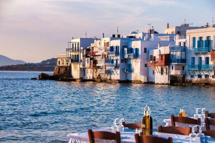 Sehen Sie diese griechische Partyinsel durch das Auge eines anerkannten Fotografen   – Your Pinterest likes