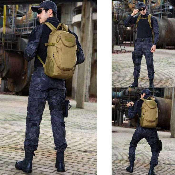 Gift! SINAIRSOFT Tactical Molle 25L Sport Backpack 14 Inches laptop Military Outdoor Fishing Hunting Camping Rucksack LY0039