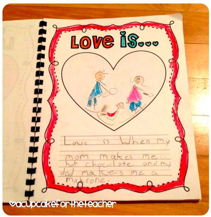 """Love Is...."" Class Book"