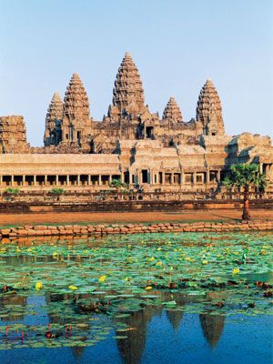 cambodia: i'll never forget the hours spent exploring angkor wat with my parents and brother. fit for a king, that's for sure.