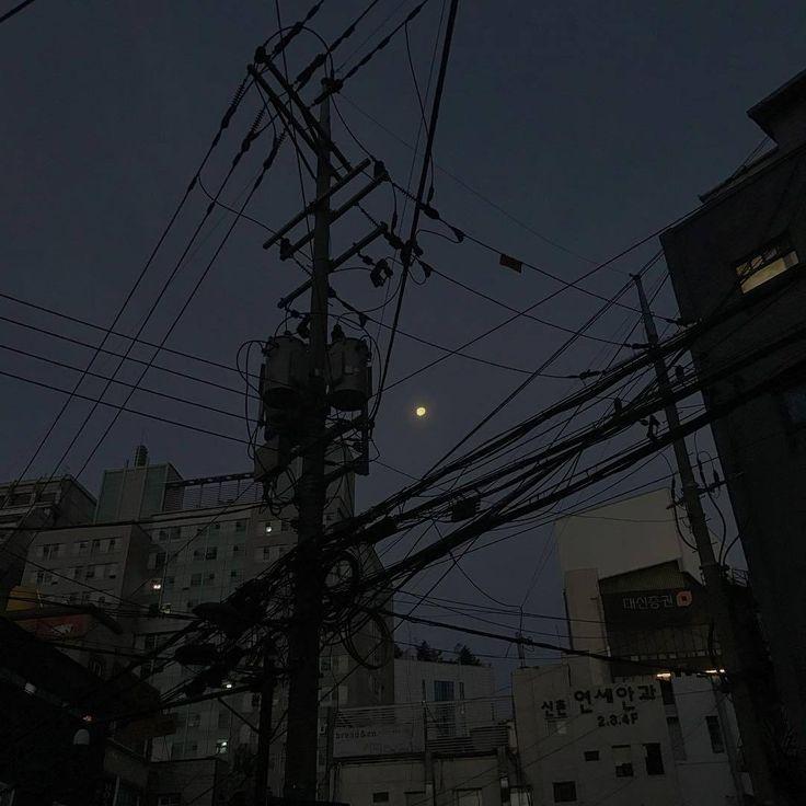 Dark Aesthetic, City Aesthetic, Night Aesthetic